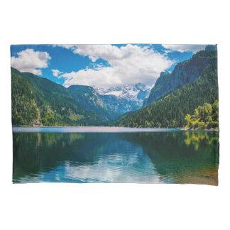 Mountain Valley Lake (2 sides) Pillowcase