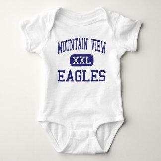 Mountain View - Eagles - High - Burney California Baby Bodysuit
