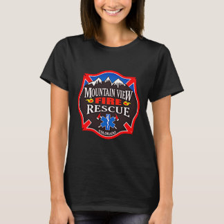 Mountain View Fire Rescue T-Shirt