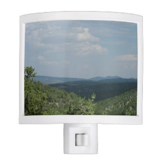 Mountain View Night Light