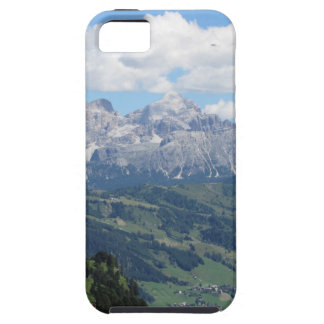 Mountain view of the italian Dolomites at summer Case For The iPhone 5