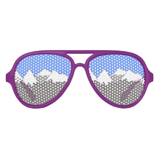 mountain view party shades