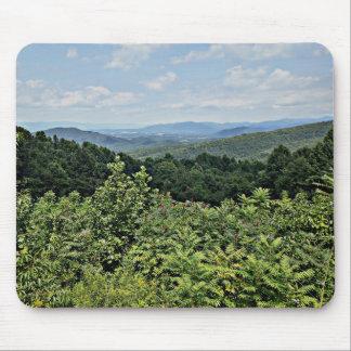 Mountain View - Shenandoah National Park Mouse Pad