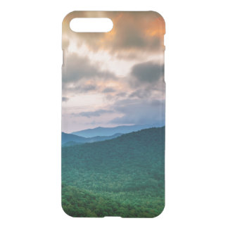 Mountain View Sunset iPhone 7 Plus Case