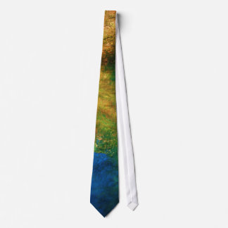 Mountain Water Tie