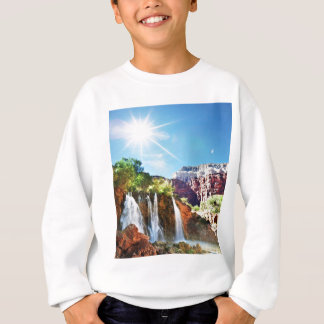 Mountain Waterfall Sweatshirt