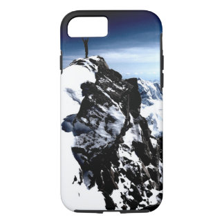 Mountaineer Achievement Snow Winter iPhone 7 Case