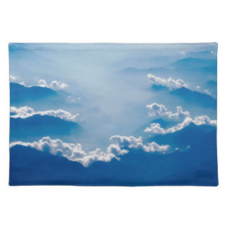 Mountains and Clouds Placemat