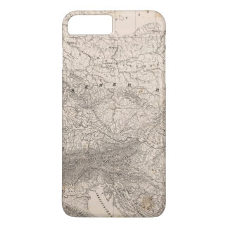 Mountains and Rivers of Europe iPhone 7 Plus Case