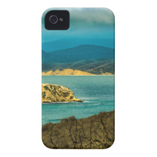 Mountains and Sea at Machalilla National Park Case-Mate iPhone 4 Cases