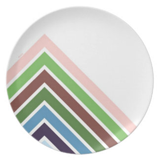 MOUNTAINS BY DAY - plate