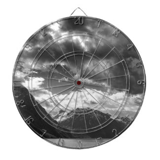 Mountains Dartboard