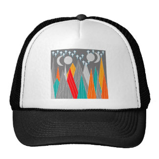Mountains Faraway Trucker Hat