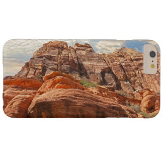 Mountains HDR photo Barely There iPhone 6 Plus Case