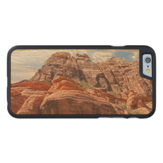 Mountains HDR photo Carved® Maple iPhone 6 Case