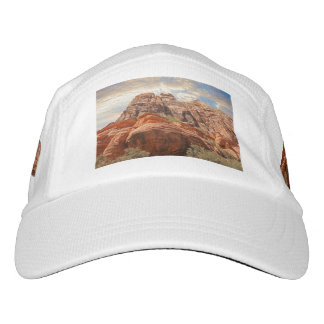 Mountains HDR photo Headsweats Hat