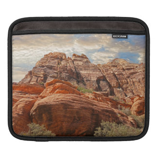 Mountains HDR photo Sleeve For iPads