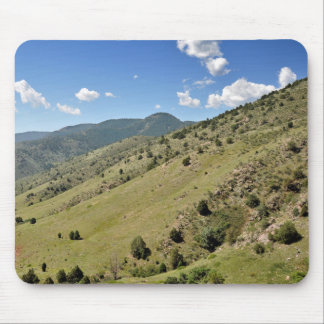 mountains in Morrison Colorado Mouse Pad