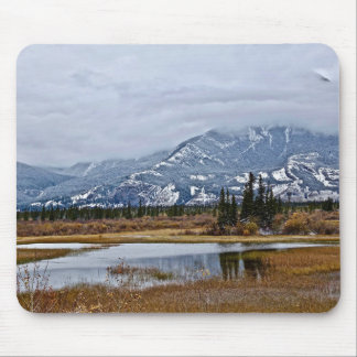 Mountains in the Distance Mouse Pad