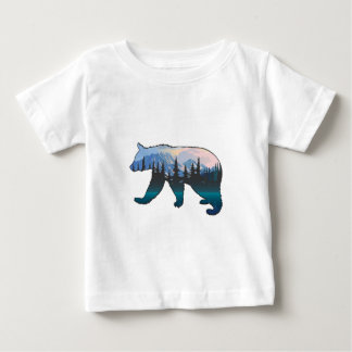 Mountains in the Mist Baby T-Shirt