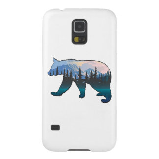Mountains in the Mist Galaxy S5 Cases
