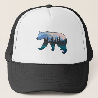 Mountains in the Mist Trucker Hat