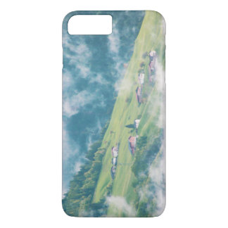 mountains iPhone 7 plus case