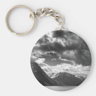Mountains Keychain