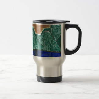 Mountains Landscape Travel Mug