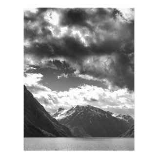 Mountains Letterhead
