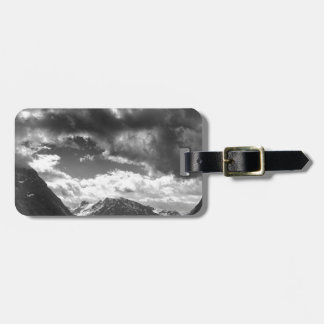 Mountains Luggage Tag