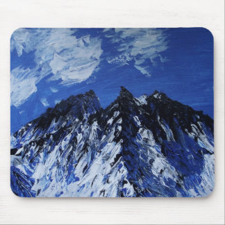 Mountains mousemat mouse pad