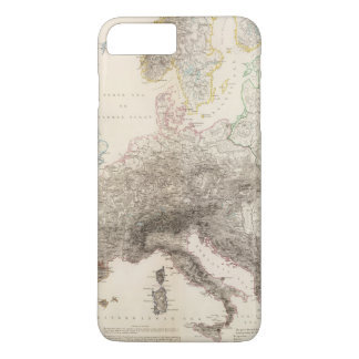 Mountains of Europe iPhone 7 Plus Case