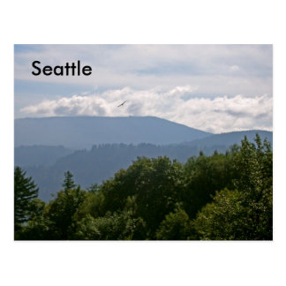 Mountains of Seattle Post Cards