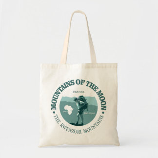 Mountains of the Moon Tote Bag