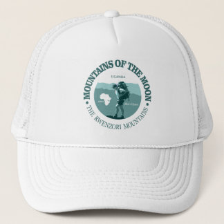 Mountains of the Moon Trucker Hat