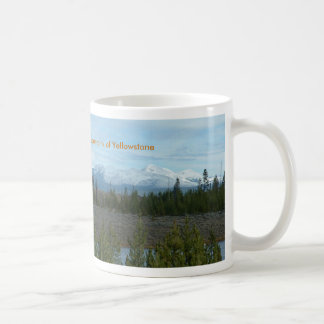 Mountains of Yellowstone Mug