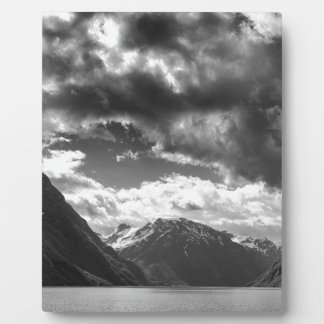Mountains Plaque