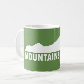 Mountains Please Coffee Mug