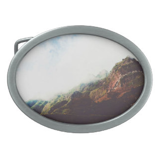 Mountains Wanderlust Adventure Nature Landscape Belt Buckles