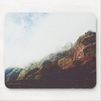 Mountains Wanderlust Adventure Nature Landscape Mouse Pad