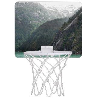 Mountainscape Basketball Hoop