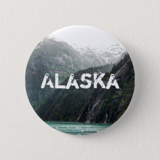Mountainscape Button