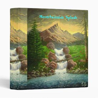 Mountainside Splash Binder