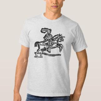 Mounted Lancer T-shirt