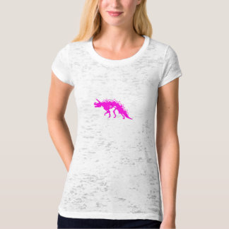 Mountosaurus ladies burnout T-Shirt