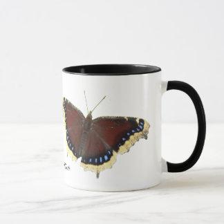 Mourning Cloak ~ mug