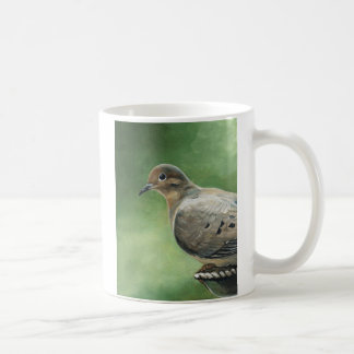 Mourning Dove Art Mug