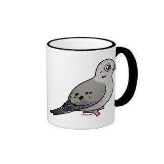 Mourning Dove Mugs