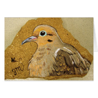 Mourning Dove Note Card